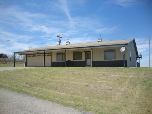 21301 E 987 Road #1, Foss Lake, OK 73647 (MLS #934665) :: KG Realty