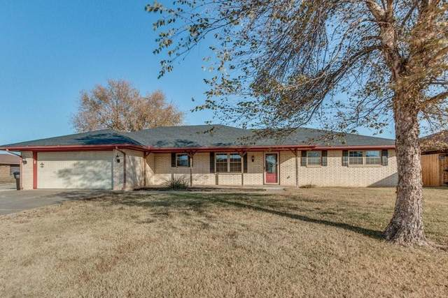 505 9th Street Circle, Hydro, OK 73048 (MLS #934692) :: Homestead & Co