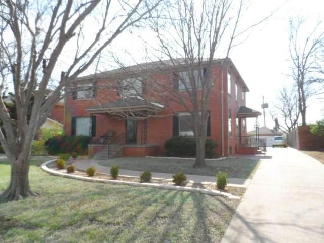 6521 Avondale Drive, Nichols Hills, OK 73116 (MLS #934736) :: Erhardt Group at Keller Williams Mulinix OKC