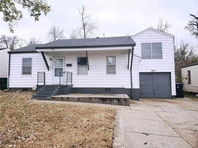 3216 NW 32nd Street, Oklahoma City, OK 73112 (MLS #934839) :: Homestead & Co