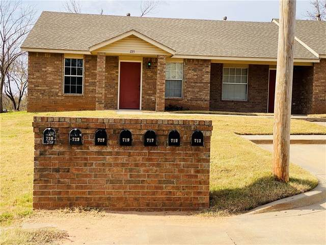 00744 S Locust 719-725, Guthrie, OK 73044 (MLS #934849) :: ClearPoint Realty