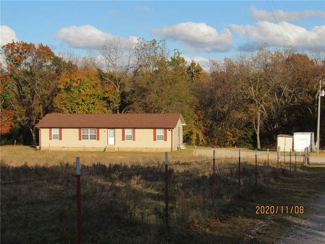 37337 E County Road 1546 Road, Pauls Valley, OK 73075 (MLS #934865) :: Homestead & Co