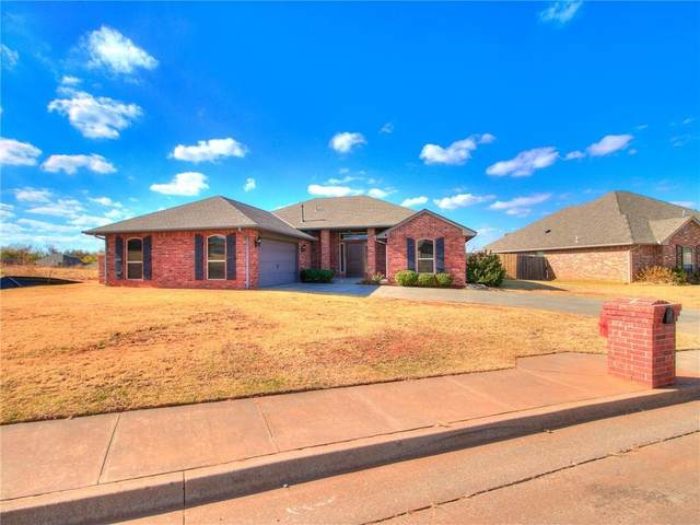 7101 N Cherokee Crossing, Warr Acres, OK 73132 (MLS #934930) :: The UB Home Team at Whittington Realty
