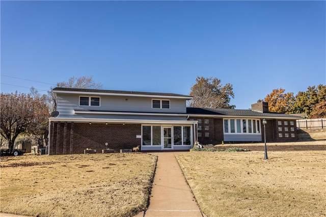 918 Cedar, Weatherford, OK 73096 (MLS #934940) :: ClearPoint Realty