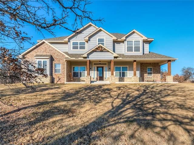 2436 County Road 1223, Blanchard, OK 73010 (MLS #934941) :: Homestead & Co