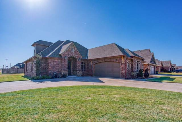 1201 Haileys Court, Kingfisher, OK 73750 (MLS #934946) :: ClearPoint Realty