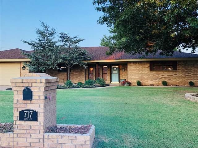 717 Dana Avenue, Hinton, OK 73047 (MLS #934961) :: Homestead & Co