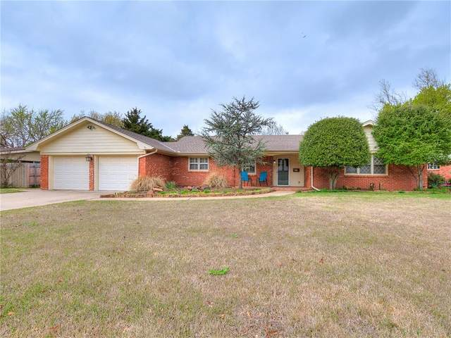 2937 N Kent Drive, Oklahoma City, OK 73120 (MLS #935025) :: Homestead & Co