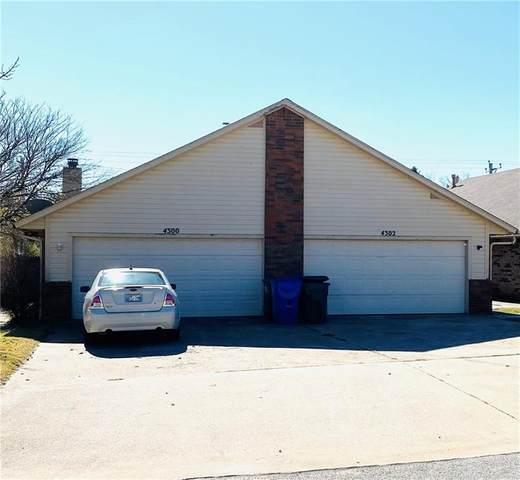 4300 N Harvard Road, Norman, OK 73072 (MLS #935028) :: Homestead & Co