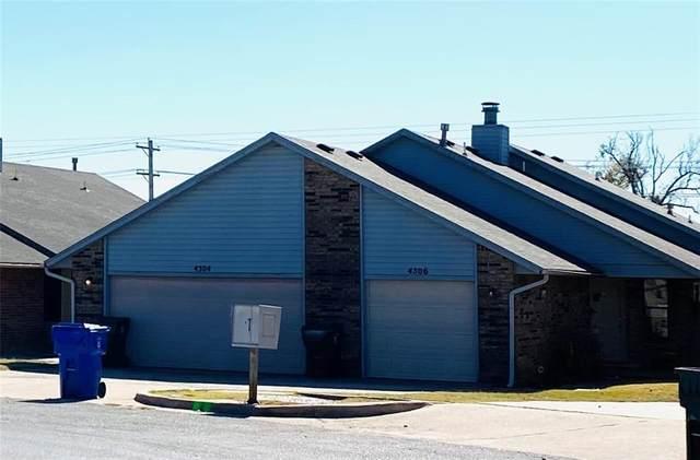 4304 N Harvard Road #4306, Norman, OK 73072 (MLS #935047) :: Homestead & Co