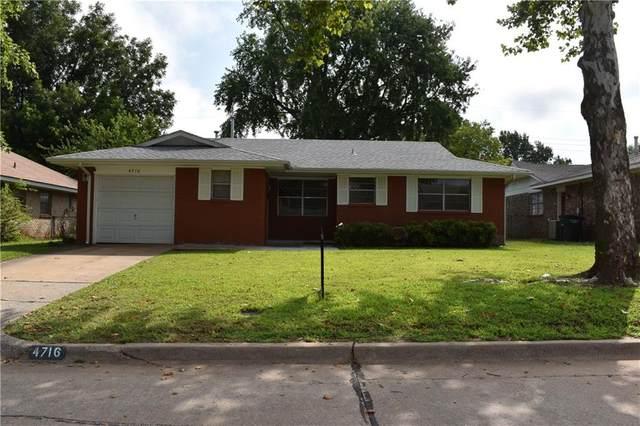 4716 Koelsch Drive, Del City, OK 73117 (MLS #935087) :: Homestead & Co
