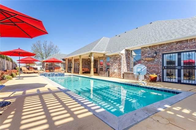 3201 Westbury Glen Boulevard, Oklahoma City, OK 73179 (MLS #935096) :: Homestead & Co