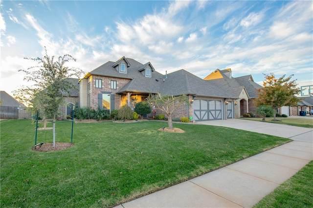 3513 Chesterfield Place, Oklahoma City, OK 73179 (MLS #935135) :: Homestead & Co