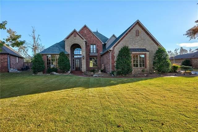 3424 NW 172 Terrace, Edmond, OK 73012 (MLS #935146) :: Homestead & Co