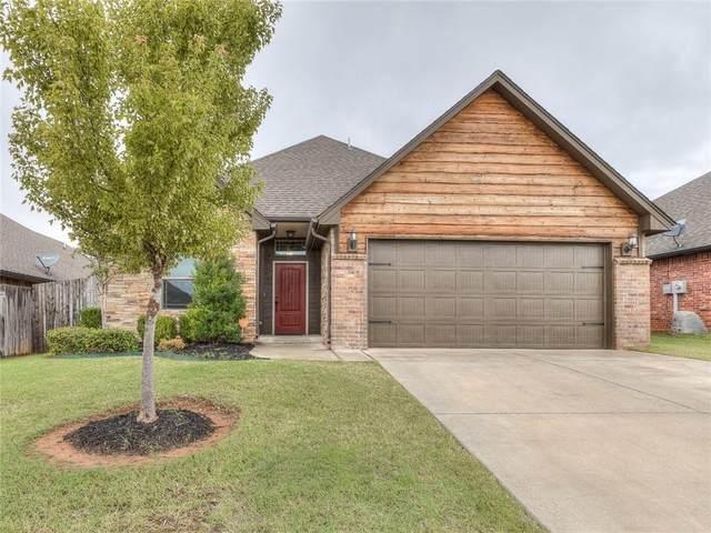 8409 NW 140th Street, Oklahoma City, OK 73142 (MLS #935198) :: Homestead & Co