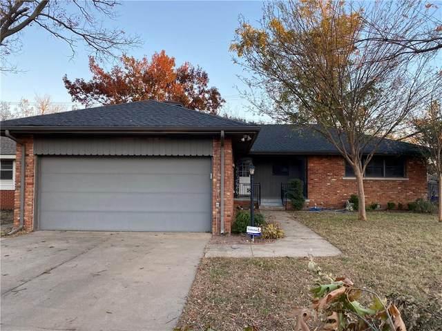 4608 N Virginia Avenue, Oklahoma City, OK 73118 (MLS #935200) :: Homestead & Co