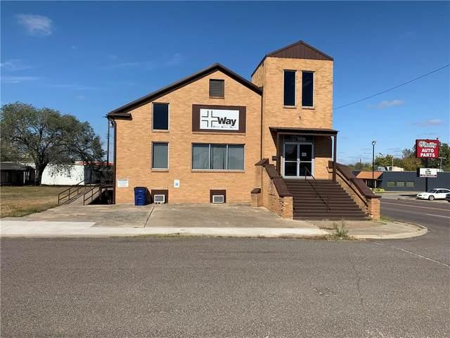104 W Walnut Street, Seminole, OK 74868 (MLS #935203) :: KG Realty