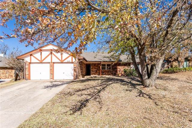 325 W Grand Teton Court, Yukon, OK 73099 (MLS #935224) :: Your H.O.M.E. Team