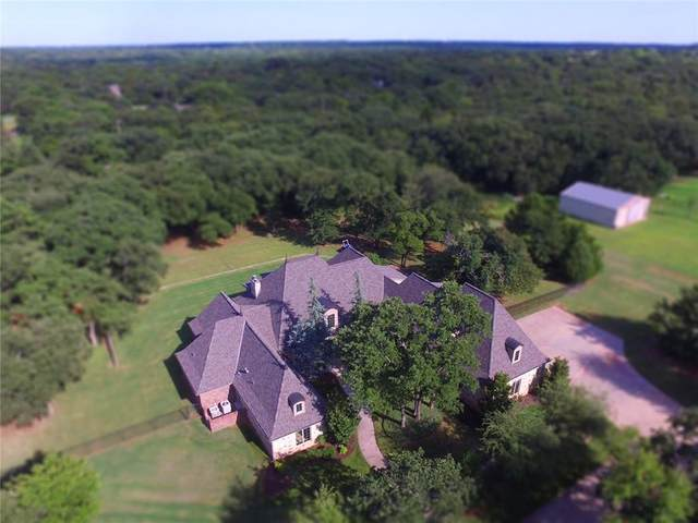 10200 Weathers Brook Lane, Edmond, OK 73025 (MLS #935227) :: Homestead & Co