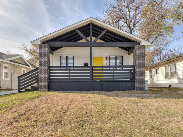 3415 N Mckinley Avenue, Oklahoma City, OK 73118 (MLS #935230) :: The UB Home Team at Whittington Realty