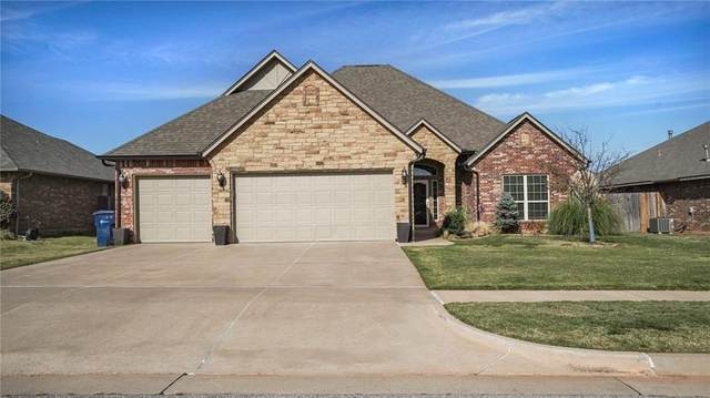 11213 NW 7th Street, Yukon, OK 73099 (MLS #935232) :: ClearPoint Realty