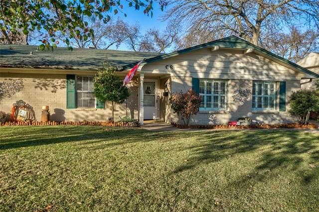 66 Sequoyah Boulevard, Shawnee, OK 74801 (MLS #935241) :: Homestead & Co