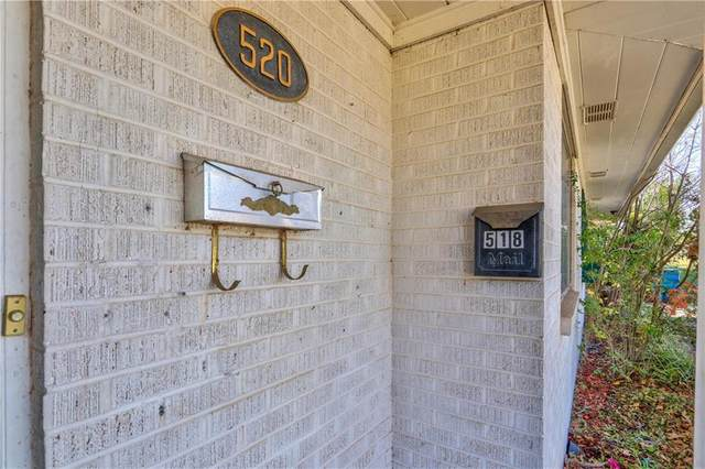 520 Benton Road, Edmond, OK 73034 (MLS #935252) :: Your H.O.M.E. Team