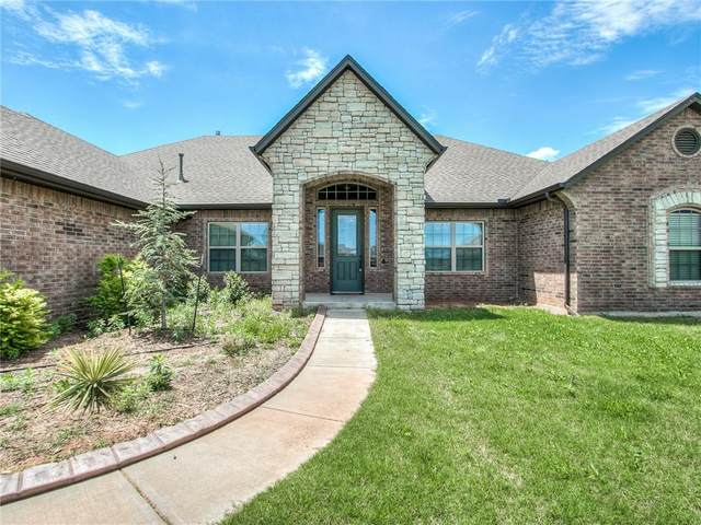 5708 SE 148th Street, Oklahoma City, OK 73165 (MLS #935263) :: Homestead & Co