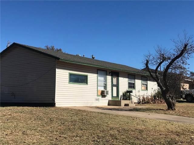 313 Hoover Circle, Elk City, OK 73644 (MLS #935269) :: The UB Home Team at Whittington Realty