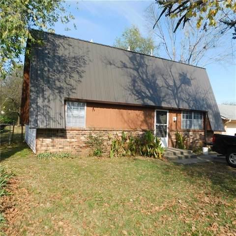 1210 E Wallace Street, Shawnee, OK 74801 (MLS #935273) :: Homestead & Co