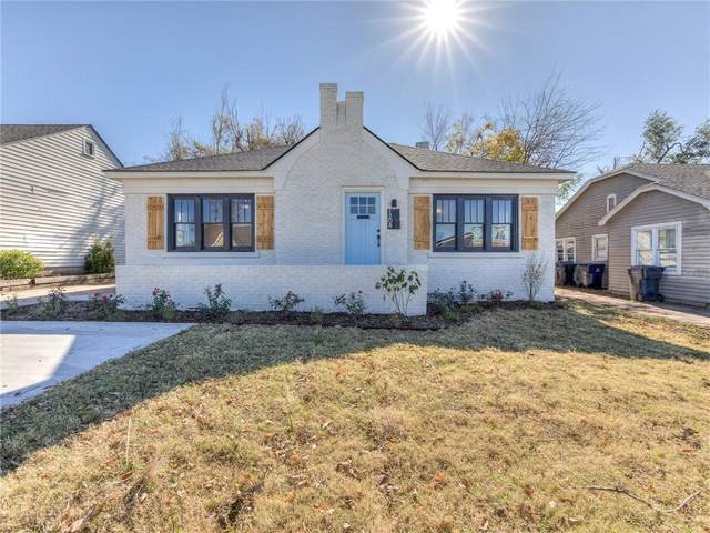 1208 NW 50th Street, Oklahoma City, OK 73118 (MLS #935296) :: Homestead & Co