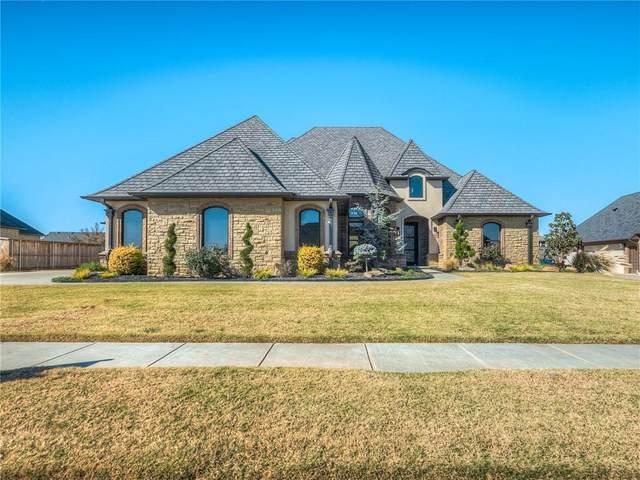 8325 NW 134th Terrace, Oklahoma City, OK 73142 (MLS #935318) :: The UB Home Team at Whittington Realty
