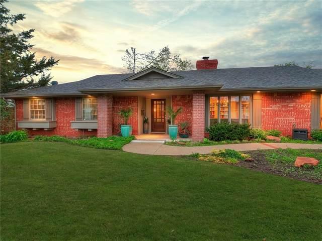 8511 Glenwood Avenue, Oklahoma City, OK 73114 (MLS #935330) :: Homestead & Co