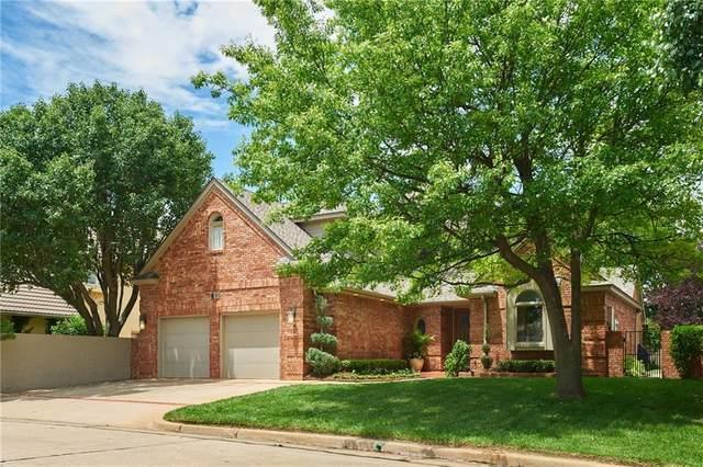 3101 N Castlerock Road #63, Oklahoma City, OK 73120 (MLS #935335) :: KG Realty