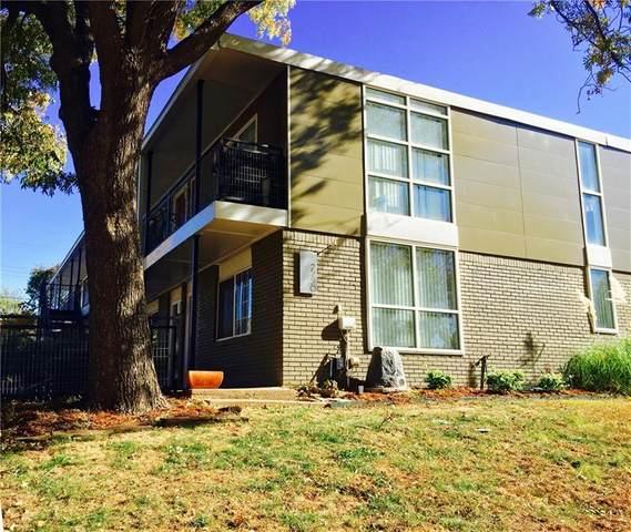 2720 N Robinson Avenue #202, Oklahoma City, OK 73103 (MLS #935376) :: Homestead & Co