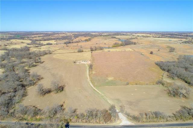 W County Road 1630 Road, Elmore City, OK 73433 (MLS #935405) :: The UB Home Team at Whittington Realty