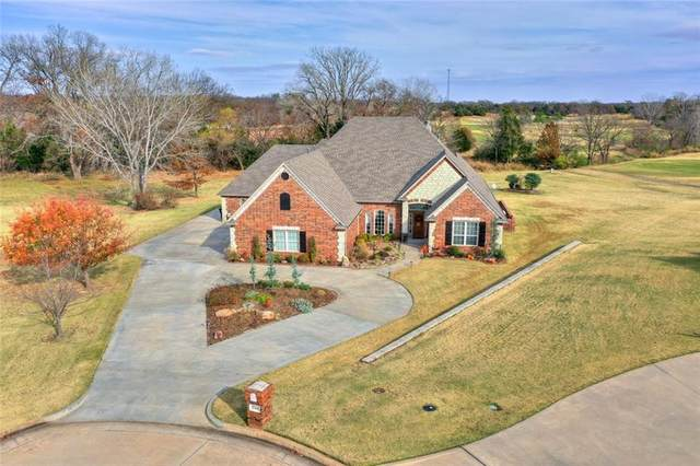 2514 Winged Foot Way, Shawnee, OK 74801 (MLS #935452) :: Your H.O.M.E. Team