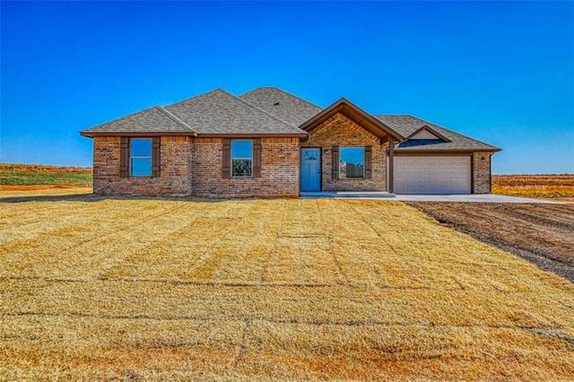 2207 County Street 2976 Street, Blanchard, OK 73010 (MLS #935475) :: Homestead & Co