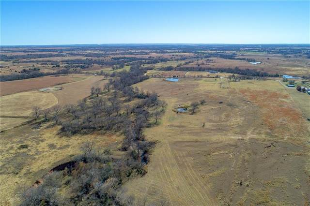W 1630 Road, Elmore City, OK 73433 (MLS #935500) :: The UB Home Team at Whittington Realty