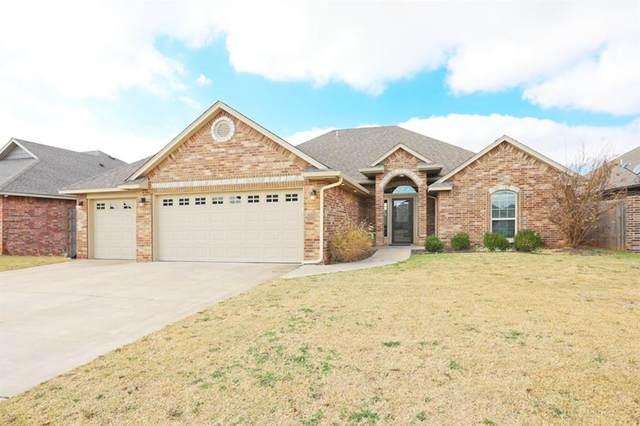 6525 Bent Wood Drive, Oklahoma City, OK 73169 (MLS #935502) :: Homestead & Co