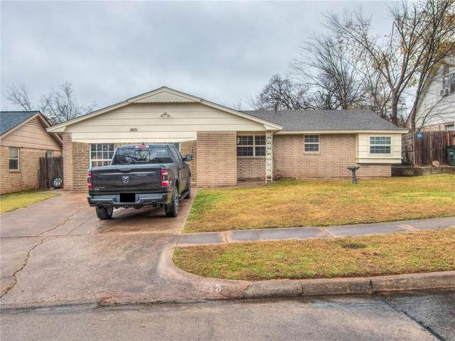 3601 Chetwood Drive, Del City, OK 73115 (MLS #935517) :: Homestead & Co