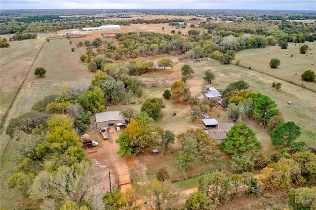 5875 Forrest Hills Road, Guthrie, OK 73044 (MLS #935518) :: ClearPoint Realty