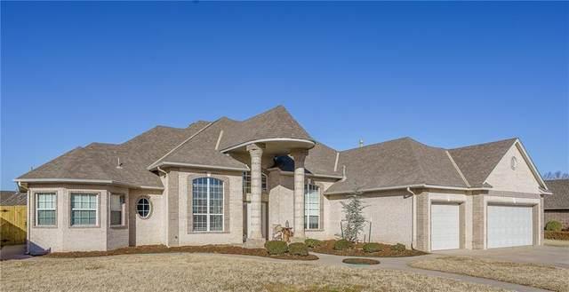 3217 SW 111th Street, Oklahoma City, OK 73170 (MLS #935637) :: Homestead & Co