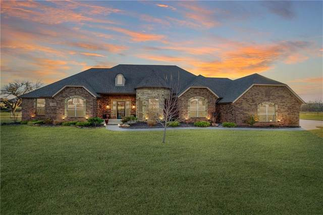 7224 Northshore Drive, Tuttle, OK 73089 (MLS #935647) :: Homestead & Co