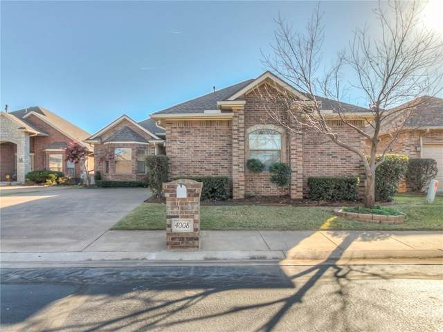 4008 NE 138th Street, Edmond, OK 73013 (MLS #935648) :: Homestead & Co