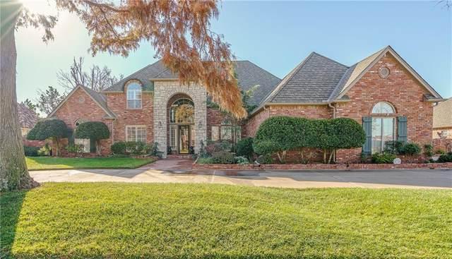 2708 SW 121st Street, Oklahoma City, OK 73170 (MLS #935649) :: Homestead & Co