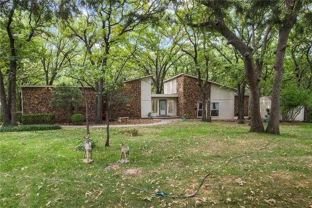 3305 Rock Creek, Edmond, OK 73013 (MLS #935683) :: Homestead & Co