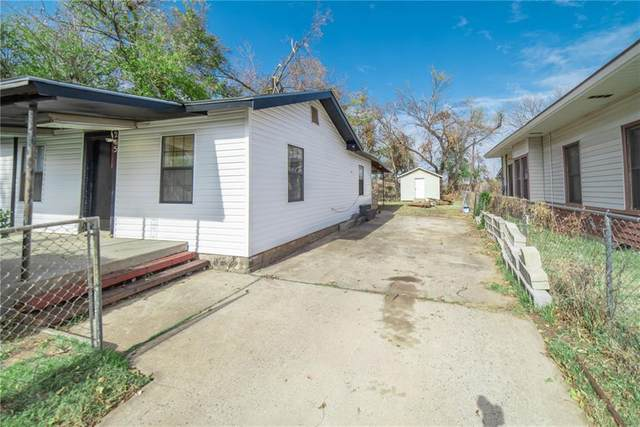 205 SE 19th Street, Oklahoma City, OK 73129 (MLS #935699) :: Homestead & Co