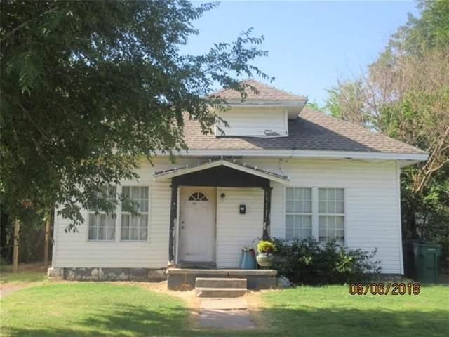 908 NW 95 Street, Oklahoma City, OK 73114 (MLS #935701) :: Erhardt Group at Keller Williams Mulinix OKC