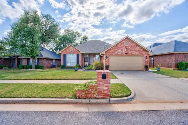 6612 NW 130th Street, Oklahoma City, OK 73142 (MLS #935716) :: Homestead & Co